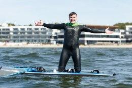 GALERII JA VIDEO | Uudo Sepp ja Arop näitasid surfioskusi
