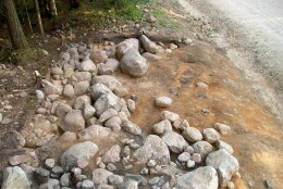 Saaremaalt Löönest leiti viikingiaegne matusepaik