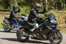 FOTOVAATLUS | Mootorrattasõit loob vabaduse ja õnnetunde