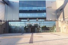 ÕL ŠOTIMAAL   Eesti koondis mängib Suurbritanniaga saalis, mida võib julgelt nimetada inetuks