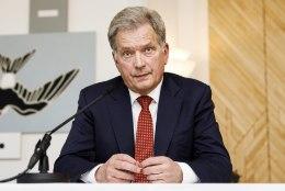 SUUR SÜDA: Soome president annetas heategevuseks 280 000 eurot