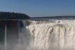 VIDEO   Uhhuduurlane Hannes Hanso jagab võimsaid looduskaadreid maailma suurimast joast