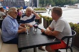 TV3 VIDEO   Ivo Linna ja Francis Goya unistavad ühisest maailmaturneest