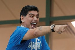 Maradona: Inglismaa võit oli monumentaalne vargus