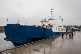 Advokaat: Ruhnu laevaliikluse katkemise eest saab maanteeametilt kahjutasu nõuda