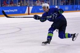 Pyeongchangi OMil positiivse dopinguproovi andnud hokimees sai soovitust kaks korda pikema võistluskeelu