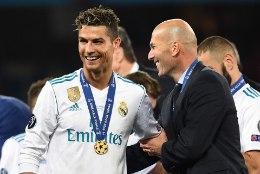 Madridi Real sooritab Tallinnas esimese eksami Ronaldo ja Zidane'ita