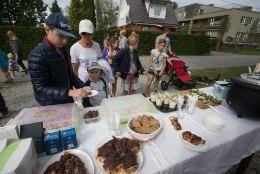 GALERII | Kristiines avas uksed rekordiline arv hoovikohvikuid