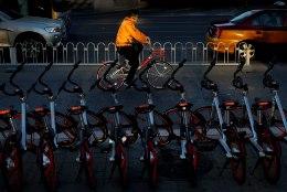 Uber nihutab rõhu autodelt ratastele
