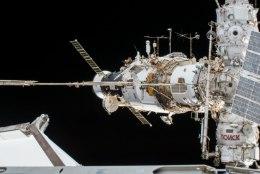 Rahvusvaheline kosmosejaam sai meteoroidiga pihta