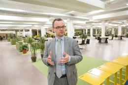 Ülikool: Martin Hallik ei vaidlustanud oma vallandamise põhjuseid