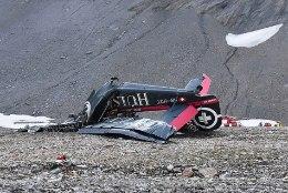 FOTOD   Šveitsi Alpides hukkus lennuõnnetuses 20 inimest