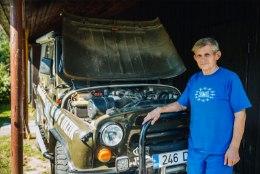 Villisega Ukrainasse reisinud Arno Pavel: inimesed on siin nii külalislahked, et külmavärinad jooksevad üle selja