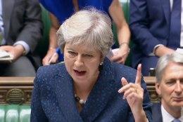 """Brüssel alustas operatsiooni """"Päästke Theresa!"""""""