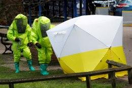 Британские СМИ узнали о двух новых подозреваемых в деле Скрипалей