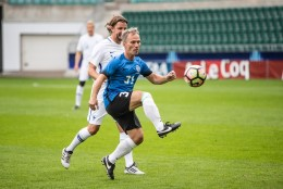 Martin Reim: Eesti jalgpalli vundament muutub küll laiemaks, aga...