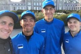Eesti golfarid tegid aegade parima MMi