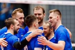 SPORDISÕBRAD HOLLANDISSE: Eesti võrkpallikoondis sai EM-finaalturniiriks soodsa loosi!