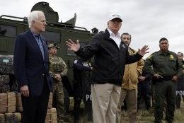 TRUMPI KINNISIDEE: Ameerika–Mehhiko piirimüür on pigem kasulik kui kahjulik