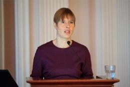 GALERII | President Kaljulaid: on meie enda teha, kuidas eesti keelel läheb
