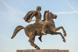 Kuus asja, mida sa tõenäoliselt Aleksander Suure kohta ei teadnud