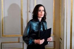 Vähk murdis Rootsi Akadeemia eelmise juhi Sara Daniuse