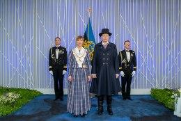GALERII | Presidendipaari esindusrõivad on kolme aastaga neelanud maksumaksja rahakotist ligi 90 000 eurot