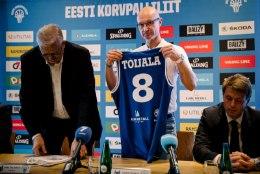 GALERII | Soome visionäär peab Eesti korvpallikoondise uuele tasemele viima