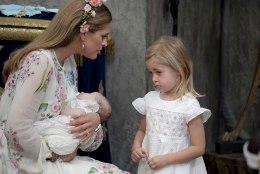 Printsess Madeleine'i lastel on üllatav hoidja