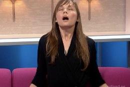 TV3 VIDEO | Jooga- ja seksuaalsuseõpetaja sai Taavi Libe ees otse-eetris orgasmi!