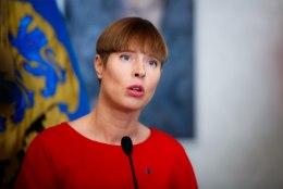 VIDEO JA FOTOD | President vabastas Järviku ministri ametikohalt ja vabandas Lemetti ees, kuidas riik temaga käitus