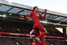Liverpool liigub Premier League'i tiitli suunas, kuid kaotas rumala vea tõttu põhimehe