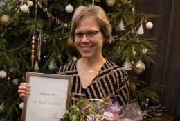 PALJU ÕNNE! Ida-Tallinna keskhaigla aasta arstiks valiti Reeli Saaron