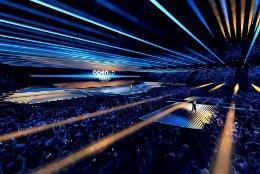 FOTOD   2020. aasta Eurovisioni lava on saanud inspiratsiooni Hollandi maastikust