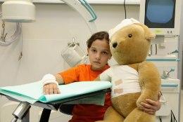 VIDEO | LIIGUTAV ABI: annetatud mänguasjad aitavad vähihaigetel lastel hirmust üle saada