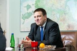 Peaminister Jüri Ratas ei osale 24. veebruaril presidendi vastuvõtul