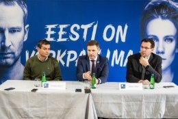 GALERII | Meeste võrkpallikoondise uus peatreener loobus Eesti nimel olümpiamängudest