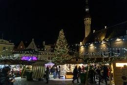 Tallinna jõuluturg kuulub maineka reisiväljaande teatel Euroopa kümne parema hulka