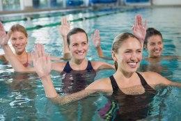 SOBIB IGALE VANUSELE: 5 põhjust, miks treeningud vees on eriti kasulikud