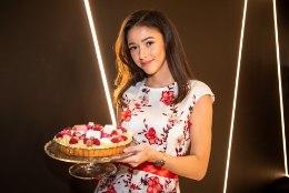 """""""Eesti parima pagari"""" osaleja modell Sandra: """"Ausalt, ma söön iga päev pool tahvlit šokolaadi!"""""""