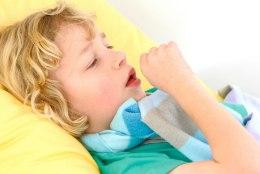 """PEREARST HOIATAB: """"Läkaköha on vaktsineerimata suurtele lastele ja täiskasvanutele vastik haigus, aga imikutele eluohtlik."""""""