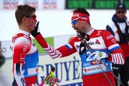SEEFELDI MM | Ustjugov tahtis Kläbole vastu hambaid lajatada, norralane võitis elu esimese MM-kulla