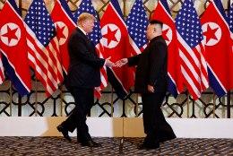FOTOD | Hanois lõpeb täna Donald Trumpi ja Kim Jong-uni kauaoodatud kohtumine