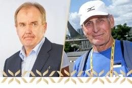 40 000 EUROT: riikliku spordi elutööpreemia pälvivad kaks Toomast