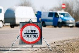 """Politsei peatas Pärnumaal """"siiliga"""" autojuhi, kes kihutas kiirusel 160 km/h"""