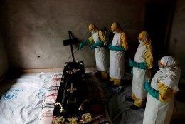 USKUMATU! Enam kui veerand ebola levipiirkonna elanikest ei usu haiguse olemasolugi