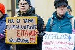 Mart Helme soovitas Feministeeriumilt toetuse ära võtta. Nõutud feministid: erinevalt erakondadest ei saa meie riigilt otse sentigi