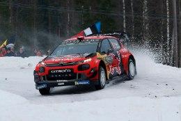 Citroen esitas WRC-sarja bossidele ultimaatumi