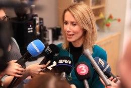 ÕL VIDEO | Kaja Kallas Keskerakonna otsusest: see on lihtsalt kummaline!