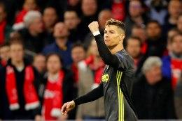 Kohtunikud olid Barcelonalt väravat varastamas, Cristiano Ronaldo tõusis Zlataniga ühele pulgale